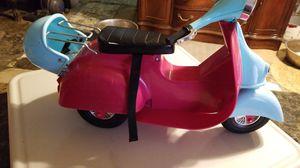American Girl Doll Motorcycle for Sale in Glendale, AZ