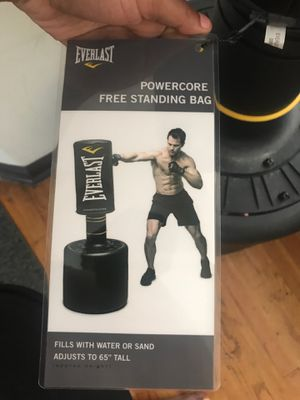 PowerCore Punching Bag (EA) for Sale in Chicago, IL