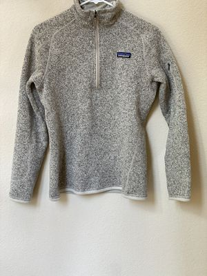 Patagonia Womens Better Sweater, Medium for Sale in Sausalito, CA