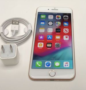 iPhone 8+ (64gb) comes with charger and 1 month warranty for Sale in Falls Church, VA