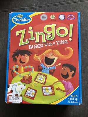 Zingo game for Sale in Portland, OR