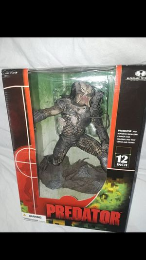 "Old 12"" predator statue for Sale in Schaumburg, IL"