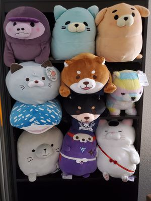 Japanese KAWAII Plush Set for Sale in Temecula, CA
