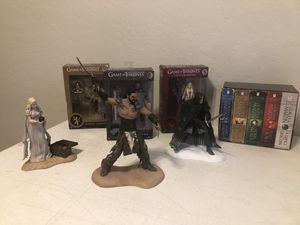 Game of Thrones action figures from the legacy collection by Funko for Sale in Queen Creek, AZ