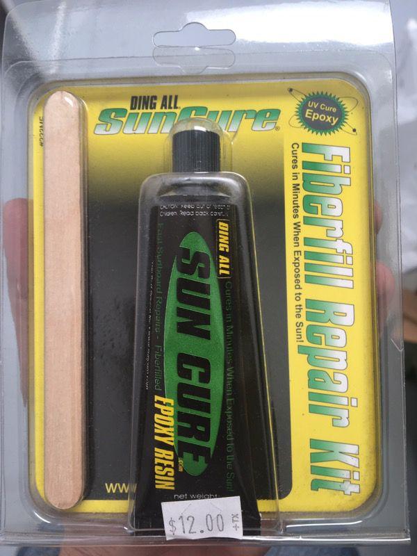 SunCure epoxy repair kit