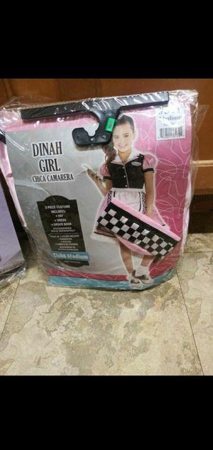 Dinah Girl Costume Medium for Sale in San Antonio, TX