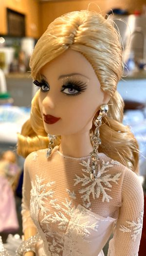 Holiday Barbie Doll 2008 Collector Edition - Celebrating 20 Years of Holidays (2008) for Sale in Boca Raton, FL