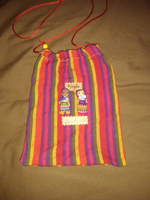 HANDMADE BAG/ POUCH for Sale in Jackson, MI