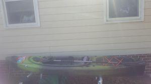 Perception hook angler kayak for Sale in Petersburg, VA