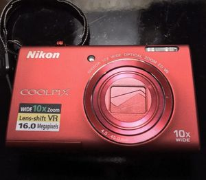 NIKON COOLPIX DIGITAL CAMERA for Sale in Attleboro, MA