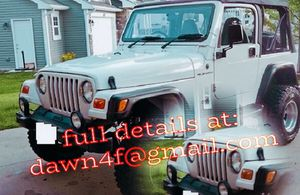 Feel free ask$1OOO Jeep Wrangler for Sale in Los Angeles, CA