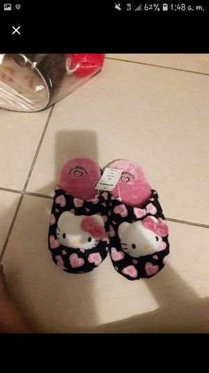 Hello Kitty Girl Slippers for Sale in Poinciana, FL