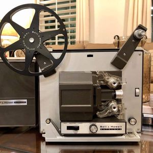 Vintage Bell & Howell Super 8 Autoload Film Movie Projector for Sale in Glendora, CA