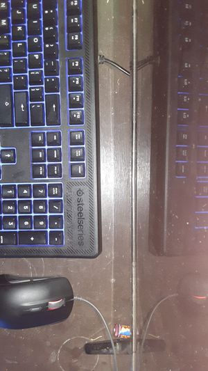 Steeleseries mouse and keyboard for Sale in Overgaard, AZ
