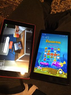 Amazon Kindle Fire Tablets for Sale in Alexandria,  VA