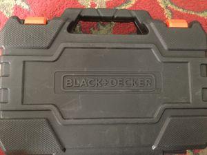 BLACK+DECKER 201-Piece Power Tool Accessory Set for Sale in Burke, VA