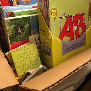 Box Of Children's Books for Sale in Tempe, AZ