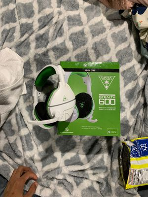 Turtle beach wireless headphones (xbox) for Sale in Sterling Heights, MI