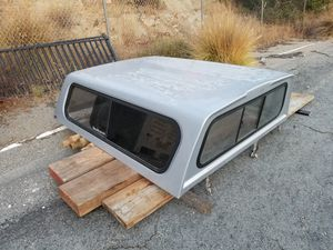 Camper shell by glasstite for Sale in San Diego, CA