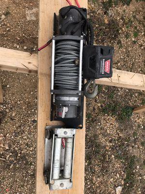 Warn winch m8000 for Sale in Round Rock, TX