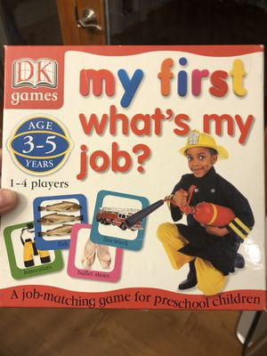 Preschool Game for Sale in Leesburg, VA
