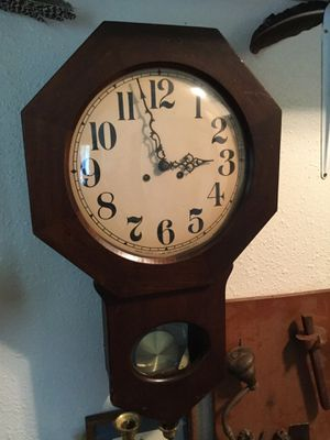 Large Antique Wooden Cuckoo clock for Sale in Portland, OR