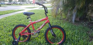 Kids bike with training wheels for Sale in Davie, FL