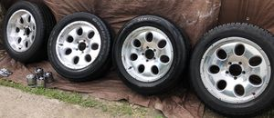 5-Lug Dodge Ram Rims for Sale in Columbus, OH