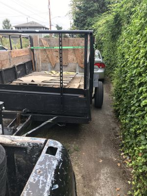 Trailer need it gone today 6x10 for Sale in Seattle, WA