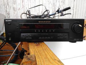 Sony surround sound receiver for Sale in Heath, OH