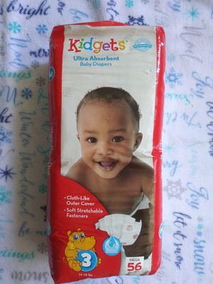 Kidgets Baby Diapers for Sale in Detroit, MI