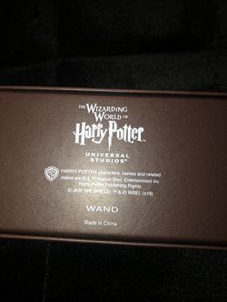 Harry Potter collectible wand for Sale in Denver,  CO