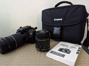 Canon EOS Rebel T6 for Sale in Troy, MI