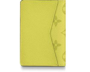 Louis Vuitton Wallet/pocket organizer LIME for Sale in Austin, TX