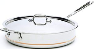 All chad 6406 6qt sauté pan (iv) for Sale in Upland, CA