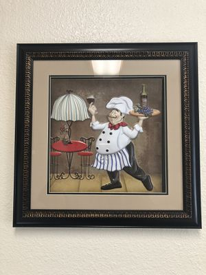 wall frame decor, kitchen for Sale in Fresno, CA