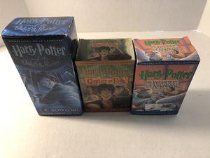 Harry Potter Audio Books on Cassette for Sale in Ellendale, DE