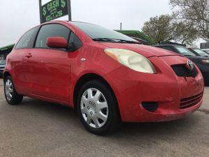 2007 Toyota Yaris for Sale in Dallas, TX
