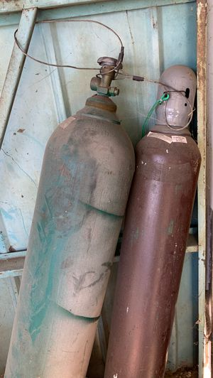 Tanks for compressed gas for Sale in West Sacramento, CA