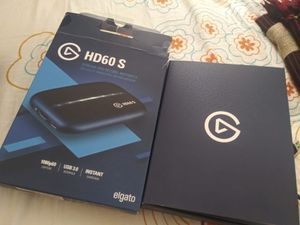 Elgato HD60 S for Sale in Dayton, OH
