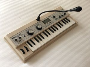 Korg MicroKorg XL Limited Beige Edition for Sale in Houston, TX