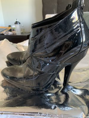 Burberry Prorsum patent leather booties for Sale in Seattle, WA