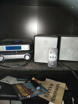 CD Player/ Radio w/ Remote for Sale in San Diego, CA