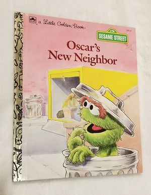 "Sesame Street ""Oscar's New Neighbor"" for Sale in Orange, TX"