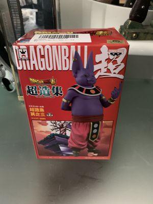 Dragonball Z Super DXF Champa Figure Banpresto Toei for Sale in Hollywood, FL