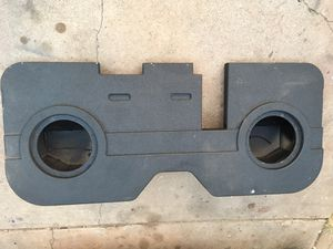 "180$. Nice Box Q boom 10"" ported for Any Dodge RAM for Sale in Phoenix, AZ"
