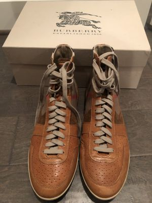 Men Burberry Shoes size 43 for Sale in Bellaire, TX