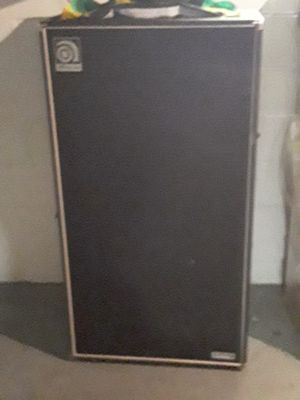 Ampeq full stack amplifier & head for Sale in St. Louis, MO