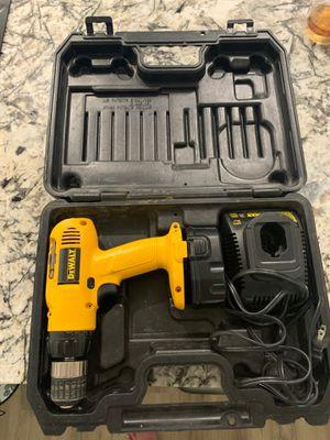 DeWalt 14.4v drill, battery, charger $50 OBO for Sale in Scottsdale, AZ