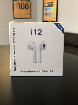 Bluetooth wireless earbuds for Sale in Summerville, SC